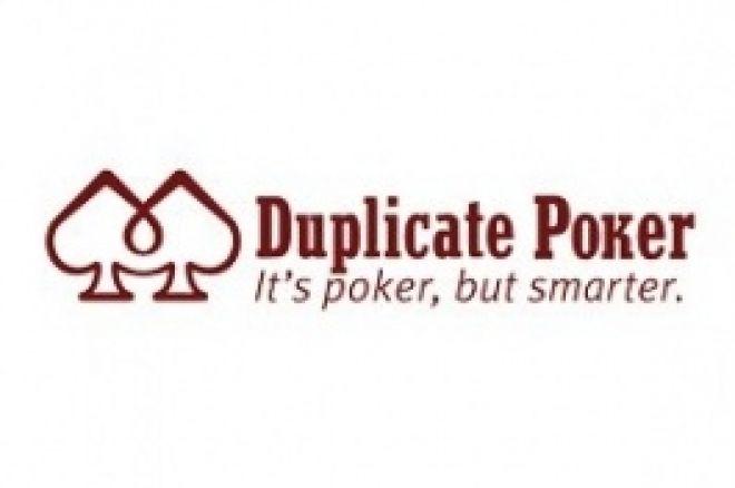 Annunciato il Campionato Mondiale di Duplicate Poker 0001