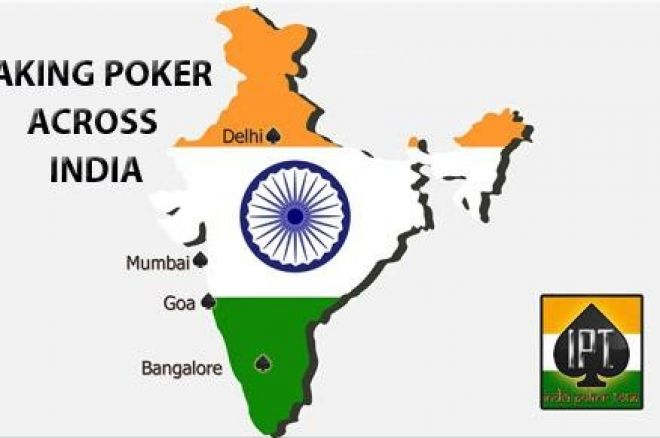 Tournoi Poker - Lancement de l'India Poker Tour (IPT) 0001