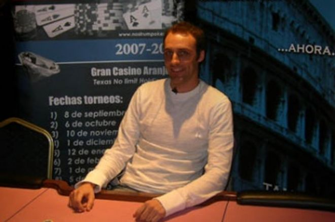 Javier Etayo triunfa en las Series Españolas de Póquer 0001