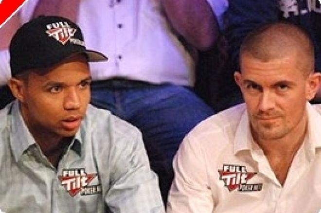 2008 NBC National Heads-Up Poker Championship: Актуално от Кръг Втори 0001