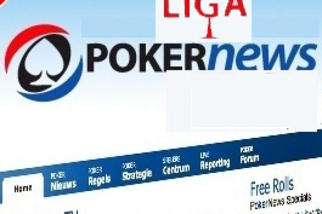 Hoje Terça-feira Liga PT.PokerNews 16:30 Poker Stars 0001