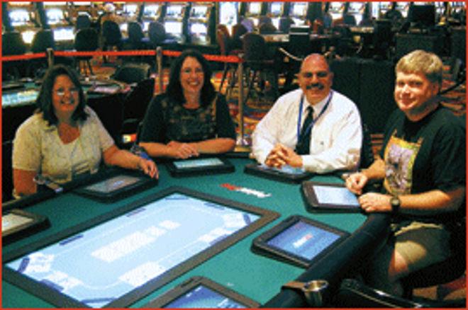 Das größte Poker Turnier mit voll automatisierten Pokertischen 0001