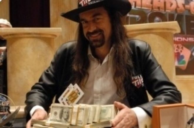 Chris 'Jesus' Ferguson remporte le NBC National Heads Up Poker Championship 2008 0001