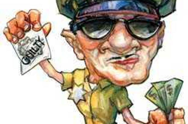 Egy Delaware Állami Járőrt Letartóztattak Egy Pókerpartit Ért Rablás Kapcsán 0001
