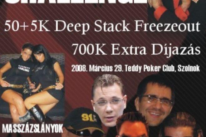 PokerNews Live Challenge - ÉLŐ SZATELLITEK 0001