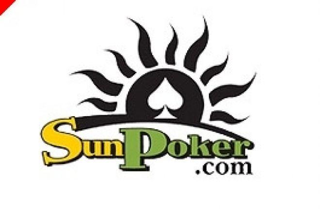 100.000£ garantierte Gewinnsumme und ein St. Patrick's Day Freeroll bei Sun Poker 0001