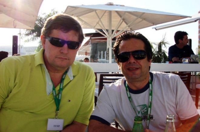 Entrevista Horácio e Hércules da Tower – Rio Poker Fest 0001