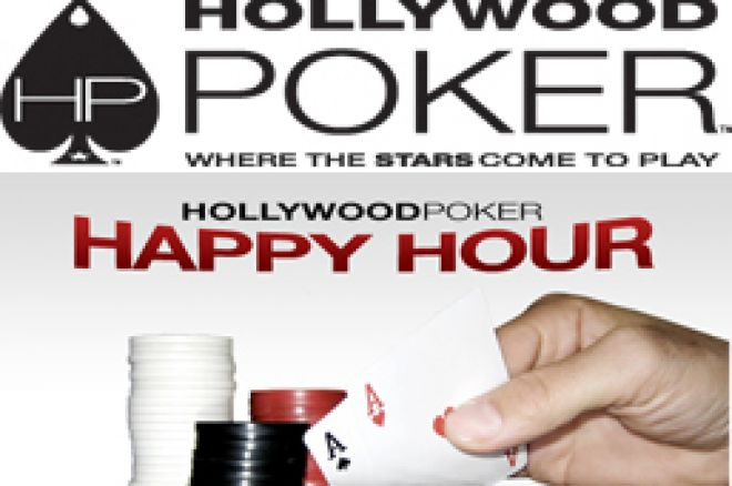 Happy Hour na Hollywood Poker 0001
