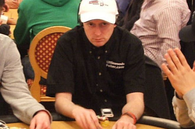 Dave Colclough - UK Legends of Poker Dave Colclough aka El Blondie 0001