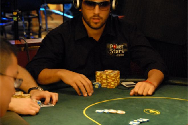 PokerStars.net EPT Varsóvia, Dia2: Juan Maceiras em 1º na Corrida ao Titulo 0001
