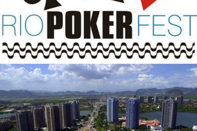Rio Poker Fest Dia 1B – Recorde Batido 0001