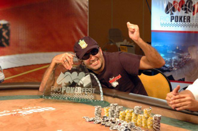 Rio Poker Fest – Pistola Disparou 0001