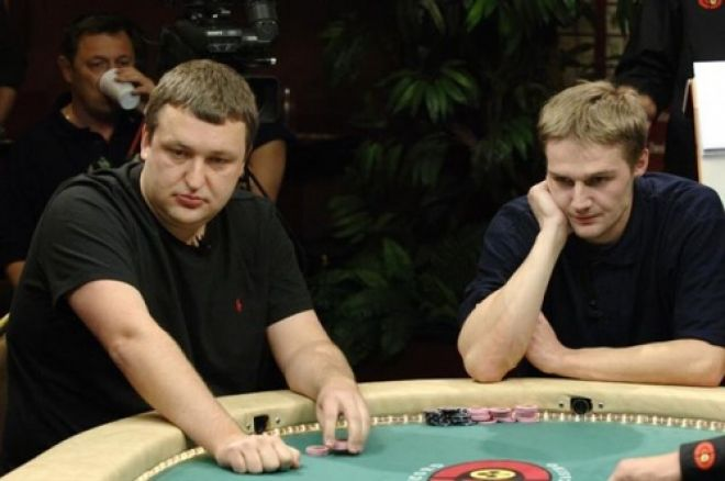 Team West Triumph in Party Poker East versus West Cup II 0001