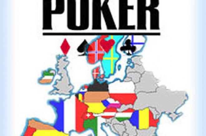 2008 World Series of Poker Europe Datoene annonsert 0001