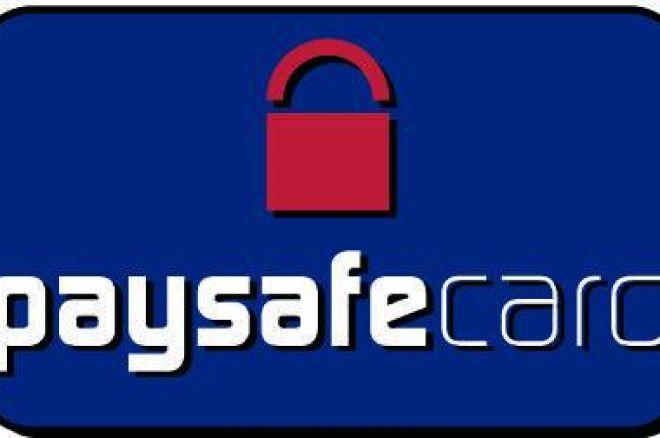 Introducing: PaySafeCard 0001