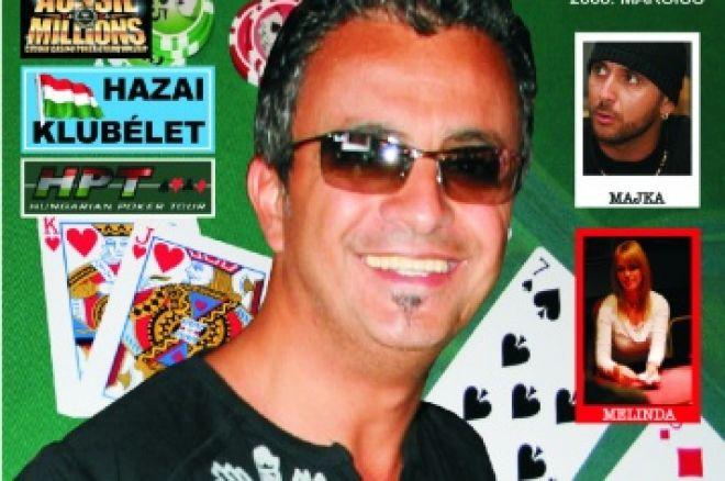 Megjelent a BLÖFF Póker Magazin Második Száma! 0001