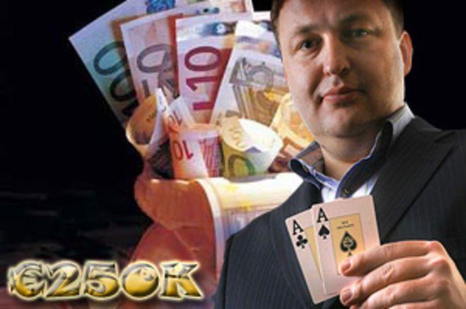 T6 €250K Guaranteed - Tony G Újabb Szponzorált Játékosokat Akar! 0001