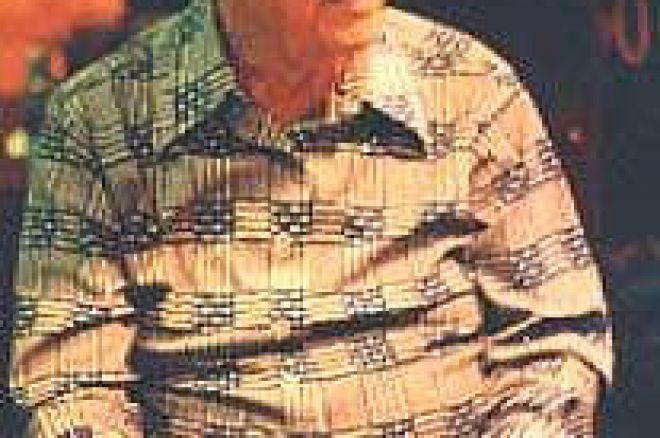 Joueur de poker de légende : Johnny Moss (1907-1995) 0001