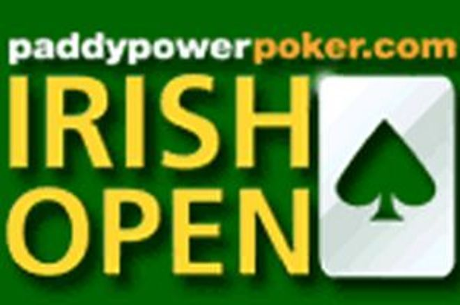 Formada la mesa final del Irish Open 0001