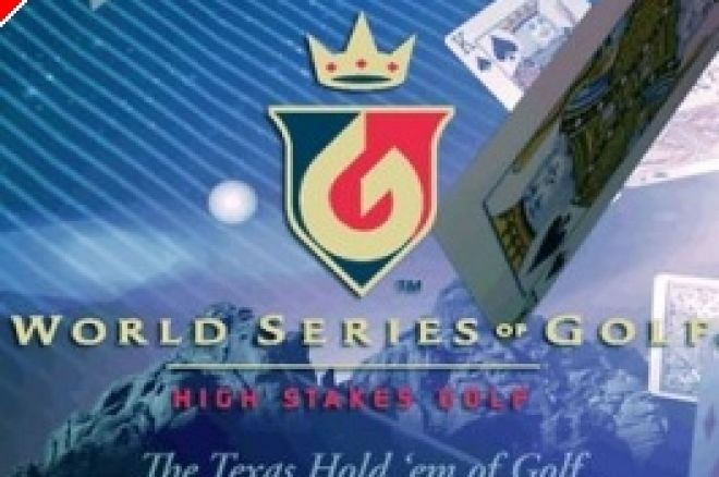 """World Series of Golf 2008"" steht unter dem Motto ""Poker"" 0001"