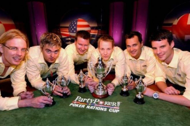 PartyPoker Nations Cup Returns! 0001