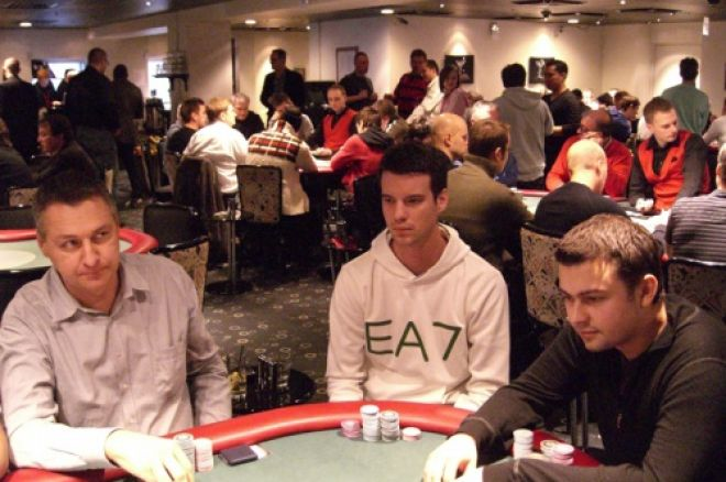 Svenska pokereliten samlade vid Nordic Masters of Poker 0001