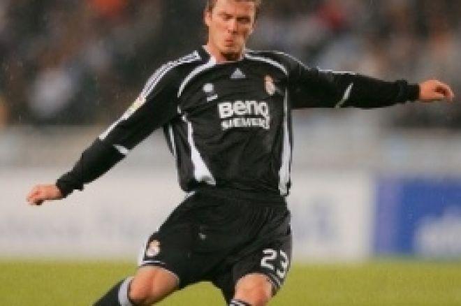 David BeckhamがWSOPEのシートを贈られた!? 0001