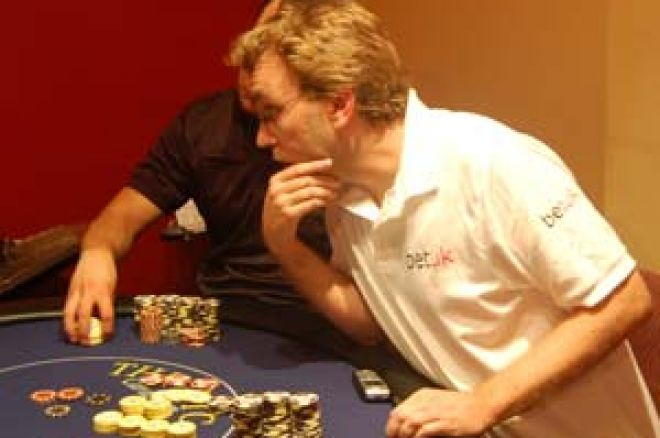 Neil Channing Installed as Favourite for the PartyPoker World Open 0001