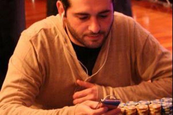 EPT San Remo - Eric Koskas et Antony Lellouche se hissent en table finale 0001