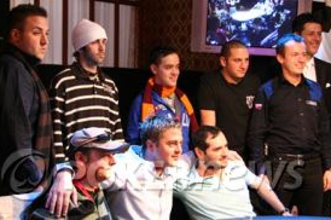 EPT San Remo 2008 - La table finale en direct live 0001