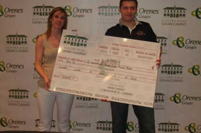 Resultados de los torneos del fin de semana: Villajoyosa, Rioja, SEP y SPT 0001