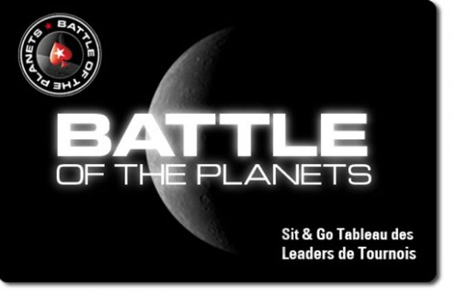 "Salle de Poker Online - PokerStars instaure le ""Battle of the Planets"" 0001"