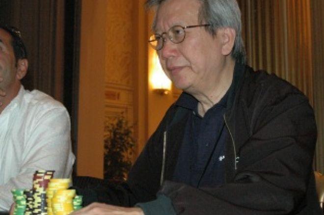 Willie Tann - UK Legends of Poker: Willie Tann 0001