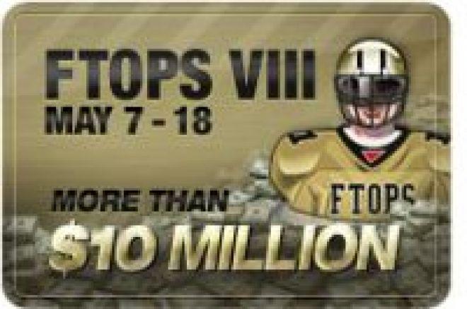 Calendário das FTOPS VIII - $10,000,000 Garantidos 0001