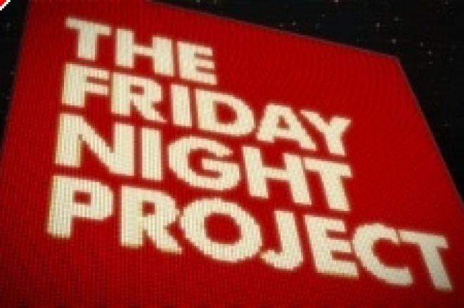 PartyPoker、金曜の夜のギャランティー企画 0001