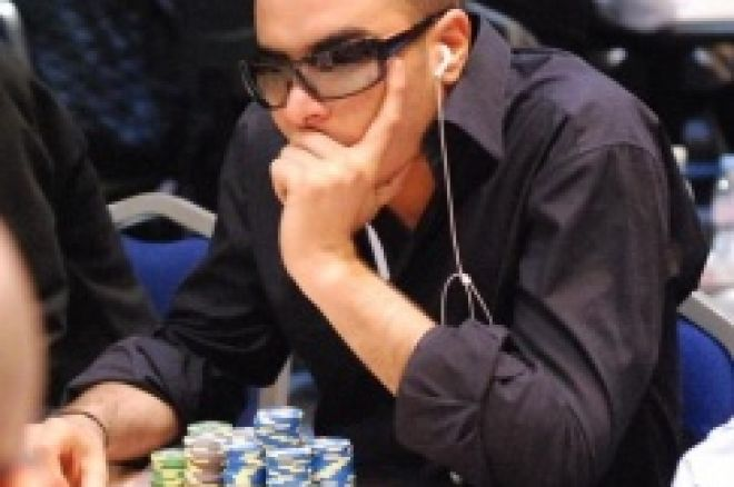 EPT  Pokerstars Monte Carlo - Day1B - Cyril Bensoussan au Top 0001