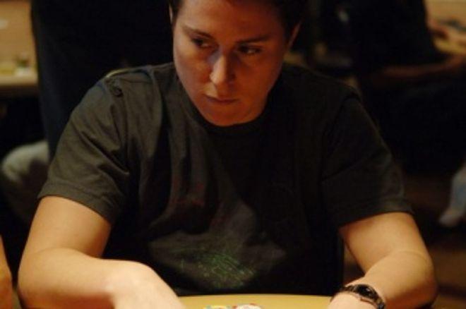 Vanessa Selbst chip líder del WPT Ladies 0001