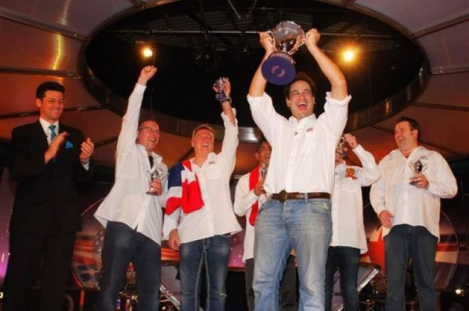 Rule Britannia! Team GB Win the Poker Nations Cup 0001