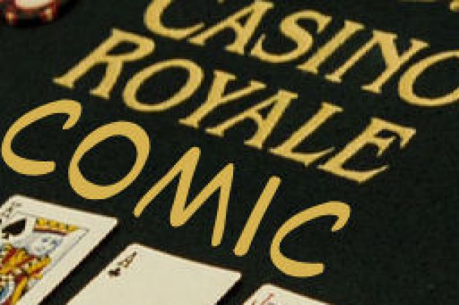 James Bond Casino Royale Poker Comic 0001