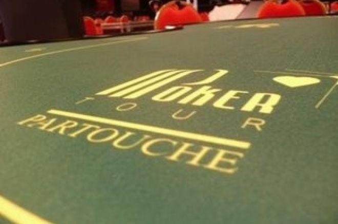 Tournois Partouche Poker Tour - Qualifications directes le 20 avril sur Poker 770 0001