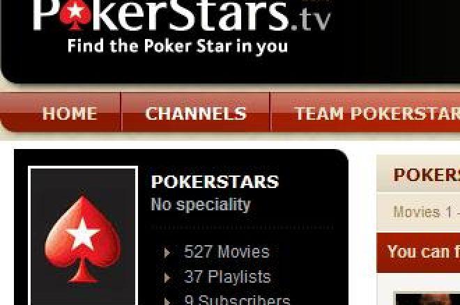PokerStars Launches PokerStars.tv 0001