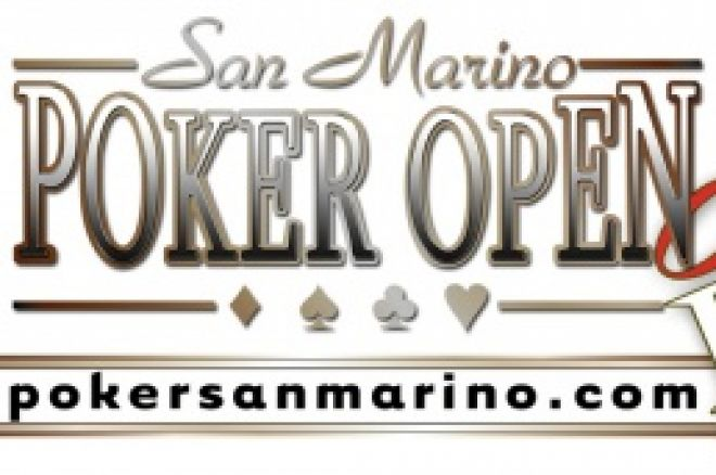 San Marino Poker Open 0001