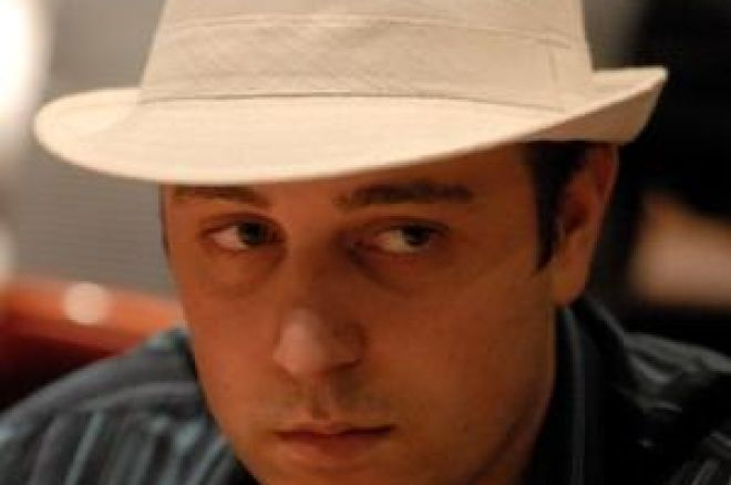 Tournoi de poker WPT Bellagio 2008 - Day 2 - Nicolas Levi, chapeau! 0001