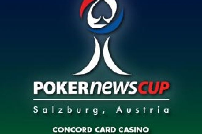 Pokernews Cup Austria 2008 in Salzburg Tag 1a 0001