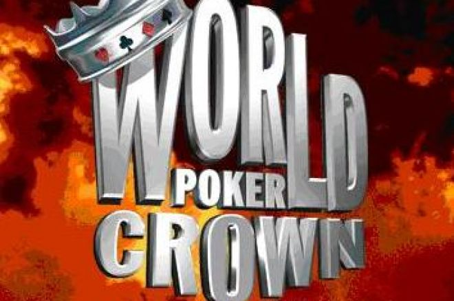 Eight Seats Available in Unbeatable World Poker Crown Giveaway 0001
