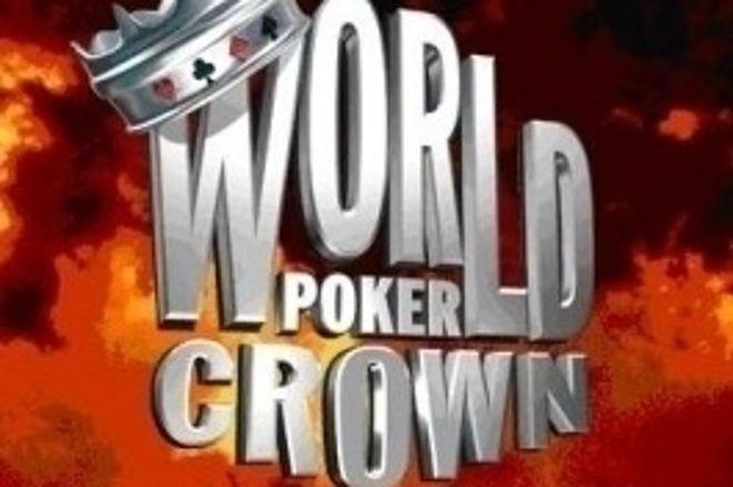 Osm míst na Unbeatable World Poker Crown Giveaway 0001