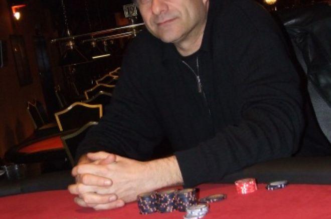 Gerhard Kadlec gewinnt Seven Card Stud EPC 0001