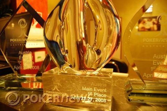 PokerNews Cup Austria, Актуално от Ден 2 0001