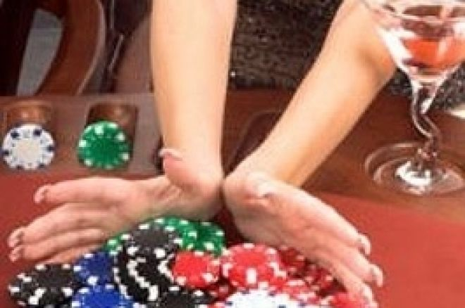 여성 포커 스포트 라이트:   Vanessa Selbst @ Bellagio Five Star 0001
