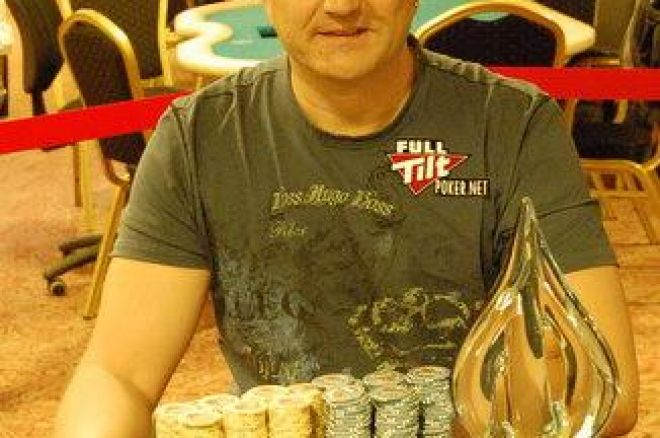 PokerNews Cup 2008 in Salzburg – Finale 0001